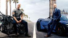 Derivado de 'Velozes & Furiosos' com Dwayne Johnson e Jason Statham ganha trailer