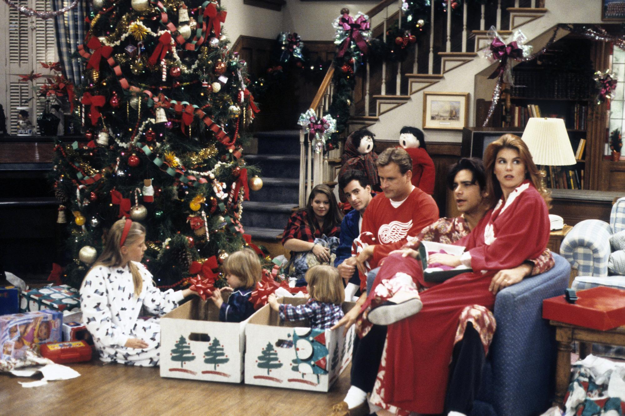 Full House Christmas Episodes.10 Holiday Tv Episodes We Still Love Watching Year Round