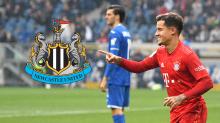Coutinho se tourne vers la Premier League et a été proposé à Arsenal et Newcastle