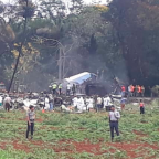 Boeing passenger jet with over 100 passengers crashes after taking off from Havana
