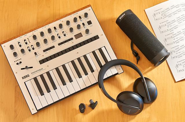 The best headphones, speakers and audio gear for students