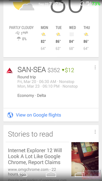 This awesome new Google Now feature will save you a ton of money