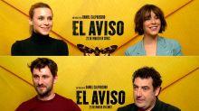 El thriller de rompecabezas vuelve a la cartelera con El Aviso