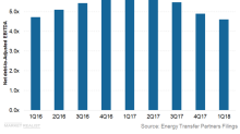 Energy Transfer Partners' Leverage Position after Q1 2018