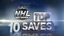 NHL - Top 10 Saves 02/07/2014