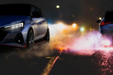 Hyundai i20 N亮相前暖身預告