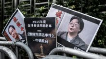 China sentences Swedish bookseller Gui Minhai to 10 years
