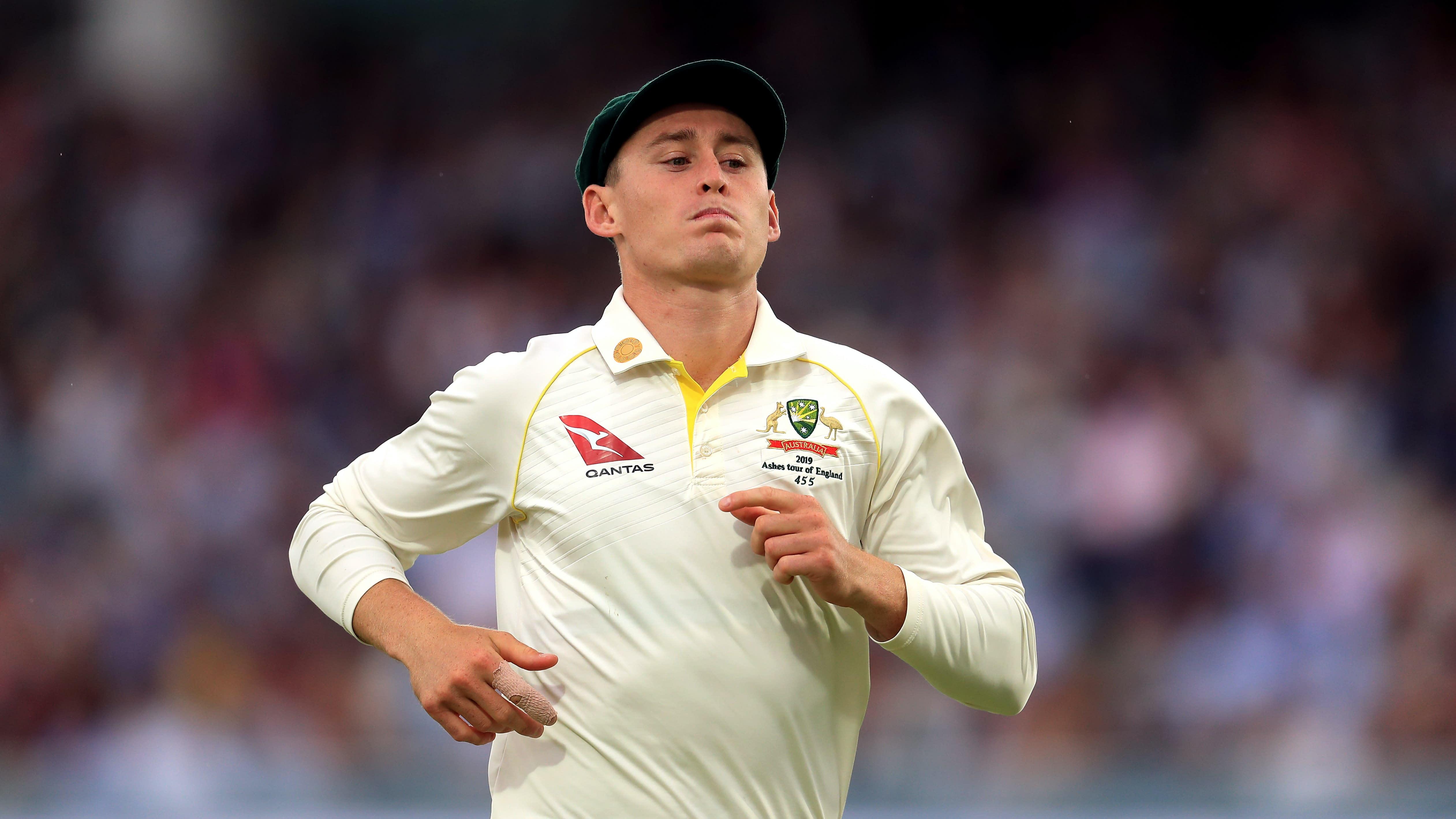 Labuschagne leads new faces on Cricket Australia's ...