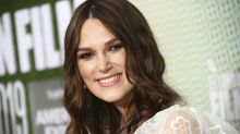 Keira Knightley pulls out of Apple TV+ drama at short notice over coronavirus concerns