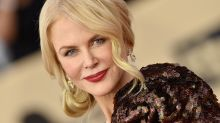Nicole Kidman, 53, is unrecognisable in throwback snap