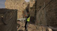 With no visitors, Jerusalem citadel undergoes major facelift
