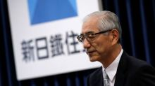 Japan steel industry head says new U.S. tariffs have not hit Asia market yet