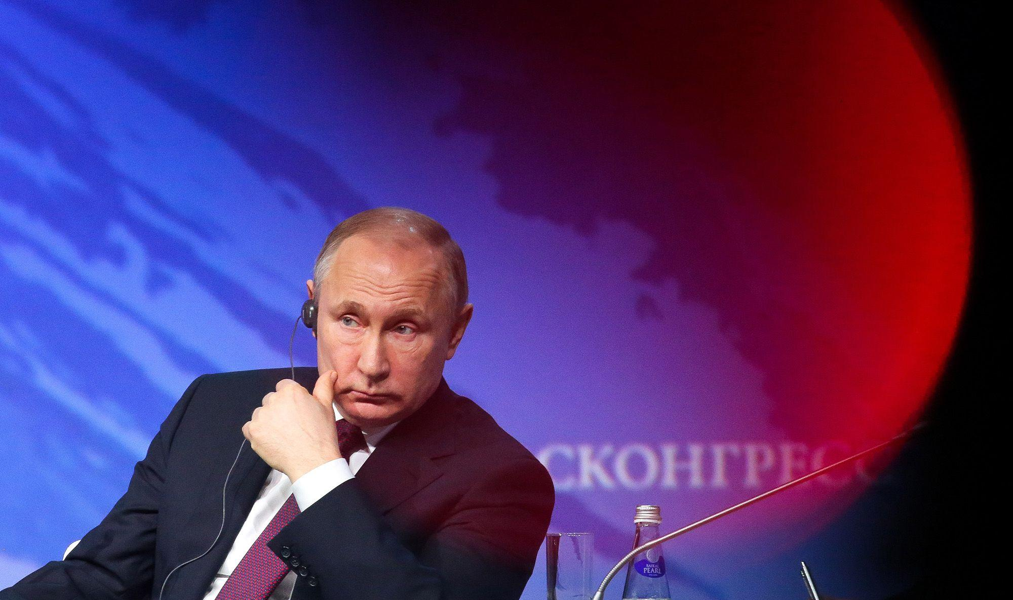 Vladimir Putin insists Russia is complying with WADA requirements
