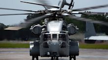 The US Marine Corps just got its most powerful helicopter ever