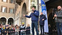 Salvini's hard-Right League on the brink of political earthquake in Left-leaning Italian heartlands