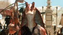 Jar Jar Binks actor Ahmed Best says kids have been 'left out' of new 'Star Wars' movies