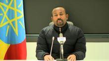 """L'Ethiopie est """"en guerre"""" contre la région dissidente du Tigré"""
