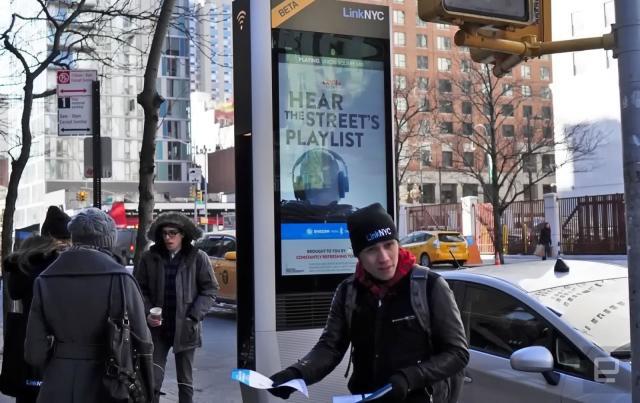 Sidewalk Labs' smart city kiosks go way beyond free WiFi