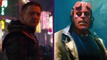 Hellboy y otros grandes papeles que Jeremy Renner dejó pasar