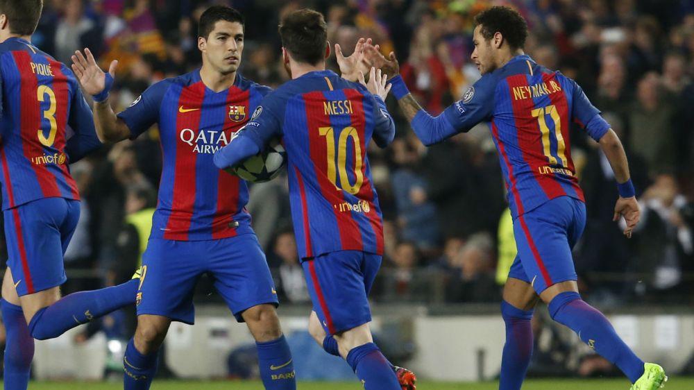 Quem é o jogador da temporada no Barcelona?