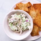 How to Make Tzatziki Chicken Salad