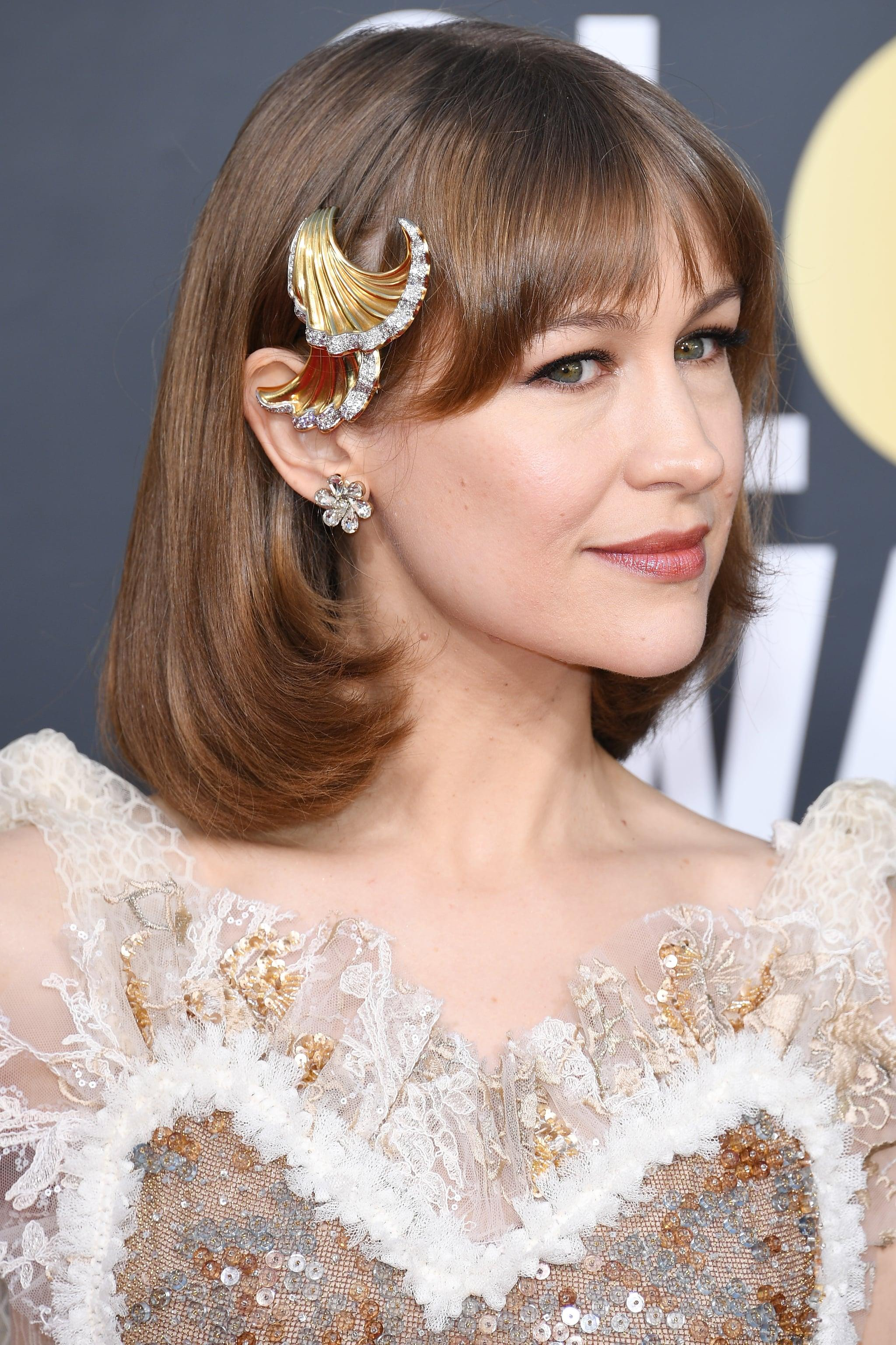 Musician Joanna Newsoms Best Accessory At The Golden Globes Wasnt