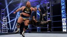 Switch from amateur to pro wrestling pays off for WWE's Otis