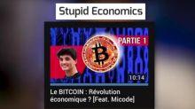 Die Allianz verbündet sich in Frankreich mit einem Youtuber und wirbt für Bitcoin und andere Kryptowährungen. Kritik sucht man vergebens.