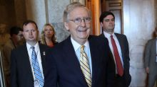 Republicans pull off narrow victory to move health reform forward