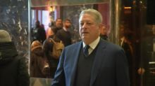 Donald Trump Meets With Climate Advocate Al Gore