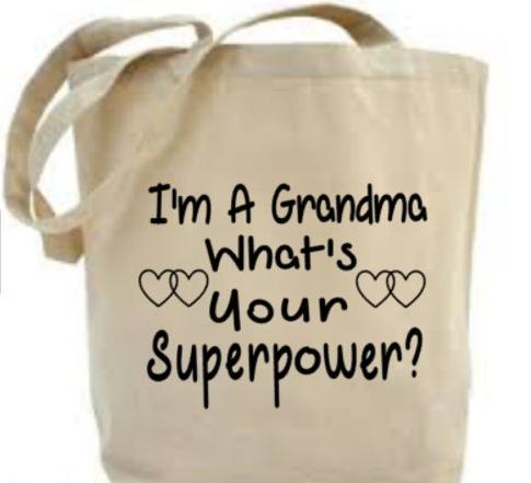 """<p>If your grandma deserves a bit of recognition for everything she does for her grandchildren, then this bag might be a good place to start.</p>  <p>Poppy and Petal Designs are selling it through <a href=""""https://www.etsy.com/uk/listing/292371601/grandma-bag-grandma-gift-bag-for?ref=market"""" target=""""_blank"""">Etsy</a> for £12.45.</p>"""