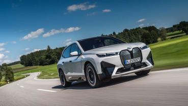 用上癮了?BMW 設計副總裁表示未來會有更多車獲得超大水箱護罩