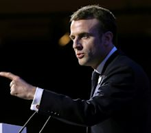 Anti-Zionism is anti-Semitism, warns Emmanuel Macron