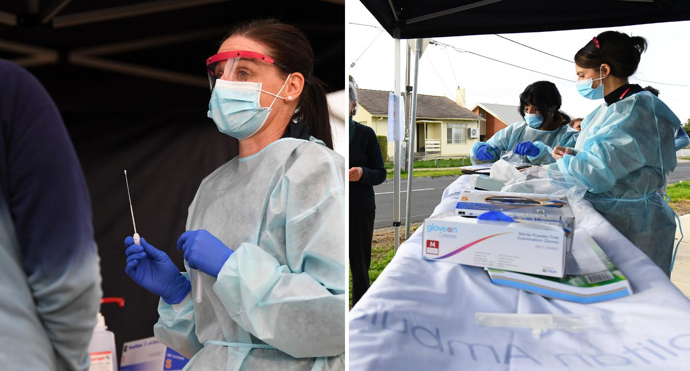 Coronavirus: Two more Melbourne suburbs likely to become ...