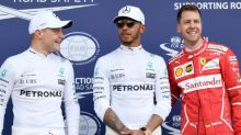 Lewis Hamilton claims Australian Grand Prix pole as drivers delight in pushing new cars to 'the edge of the cliff'