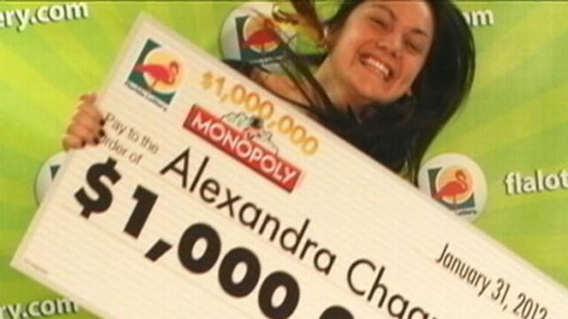 Lotto Frenzy: Does Money Buy Happiness?