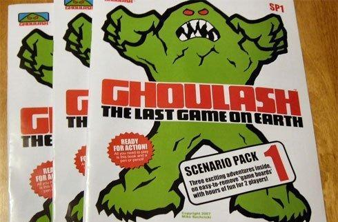 Off the Grid reviews Ghoulash