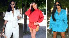 Stylishe Front Row bei Louis Vuitton: Virgil Abloh versammelt die Cool Kids in Paris