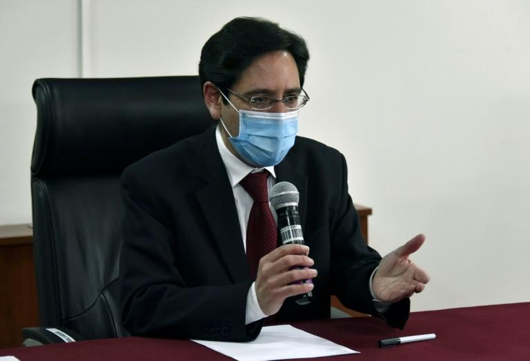 Bolivia's Electoral Court president Salvador Romero says the election delay is necessary due to the coronavirus outbreak
