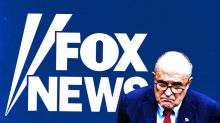 Fox News Keeps Rudy Giuliani On-Air Despite Internal 'Disinformation' Docs