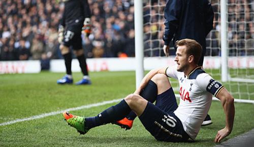 Premier League: Rückkehr von Tottenhams Kane vor Ende der Saison möglich