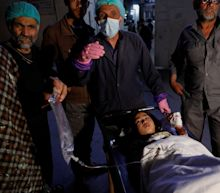 Girls targeted in bomb carnage at school that left 55 dead in Afghan capital, Kabul