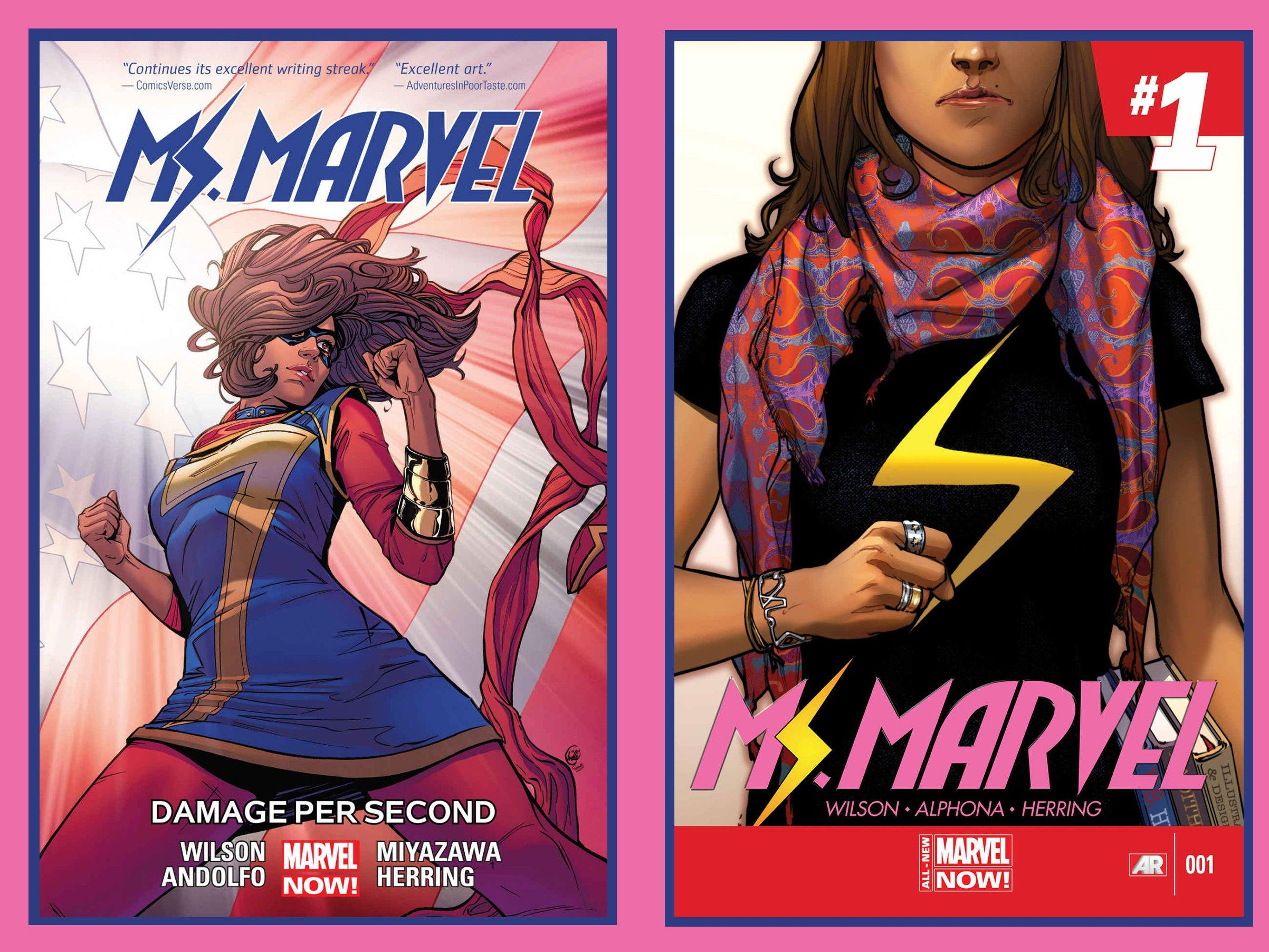Ms Marvel-first Muslim superhero is coming in Disney Plus series
