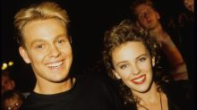 Jason Donovan wishes 'Neighbours' couple Scott and Charlene a happy anniversary