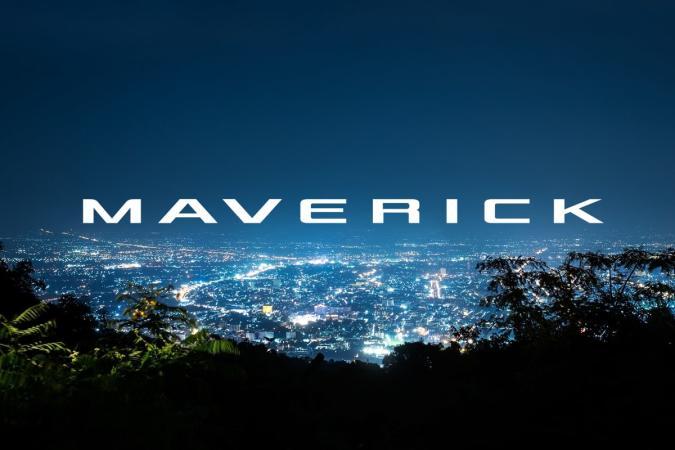 Ford Maverick logo