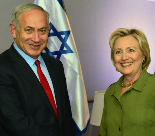 Trump and Clinton Try to Out-Israel the Other Ahead of New York Debate