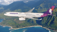 Hawaiian Airlines most on-time US carrier, although delays rise overall