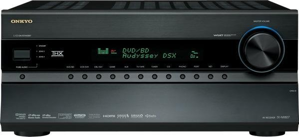Onkyo TX-NR807 and TX-SR707 receivers keep the updates rolling