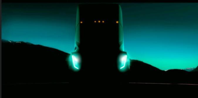 """Tesla zeigt seinen """"Lastwagen"""" am 26. Oktober"""