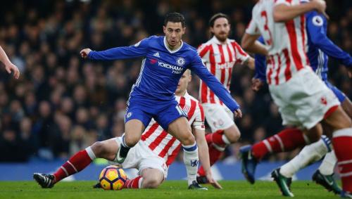 Surprising Premier League Star Tops List of Europe's Best Dribblers Ahead of Eden Hazard